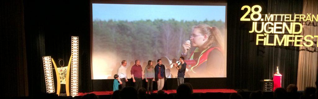 JuFiFe - Mittelfränkisches Jugendfilmfestival