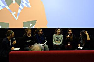 Youki 2015 - Interview nach dem Film