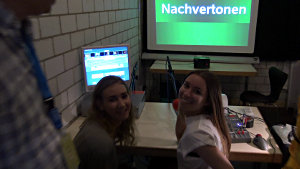 Workshop Nachvertonung